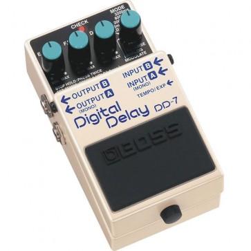 Boss DD-7 Digital Delay Guitar Effects Pedal