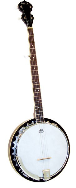 Ashbury AB-35 5-String Banjo