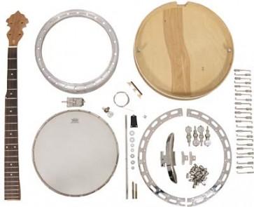 Saga Resonator 5-String Banjo Kit