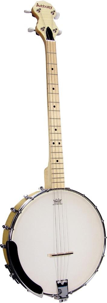 Ashbury AB-25 Openback Tenor Banjo