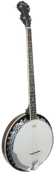 Ashbury AB-35 4-String Plectrum Banjo