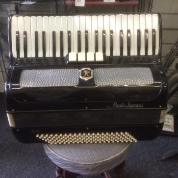 Paolo Soprani 120 Bass 3 Voice Piano Accordion