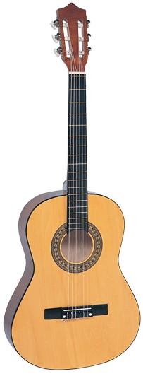 "Palma PL34NOFT 36"" 3/4 size Classical Guitar Outfit"