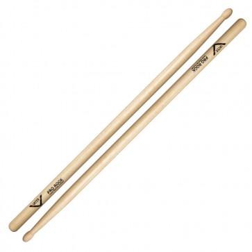 Vater Pro Rock Wood Tip American Hickory Drum Sticks (VHRPW)