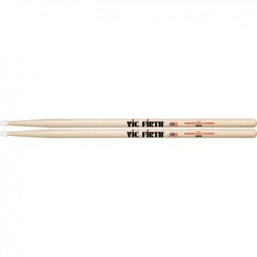 Vic Firth 5AN Nylon Tip Hickory Drum Sticks