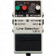Boss LS-2 Line Selector Guitar Pedal