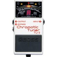 Boss TU-3 Compact Guitar Tuner Pedal