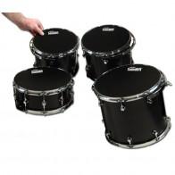 Evans SoundOff Drum Mute Pack, Standard (12, 13, 14, 16
