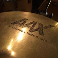 PRE-OWNED: Sabian AAX X-Celerator 14