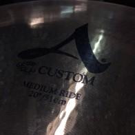 PRE-OWNED: Zildjian A Custom 20