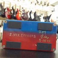 Z.Vex Seek Wah effects pedal