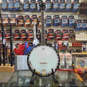 PRE-OWNED: Ozark 19 Fret Tenor Banjo