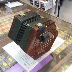 Wheatstone English 48 key concertina