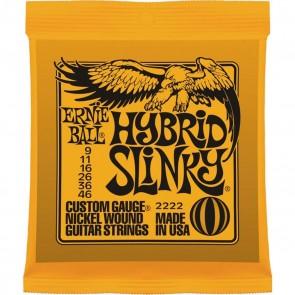 Ernie Ball Hybrid Slinky Nickel Wound .009 - .046 (2222)
