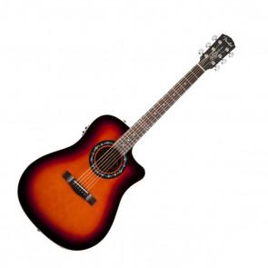 Fender T-Bucket 100-CE Electro-Acoustic Cutaway Guitar - Sunburst
