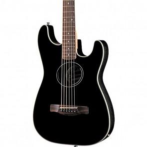 Fender Stratacousitc Electro-Acoustic Guitar - Black