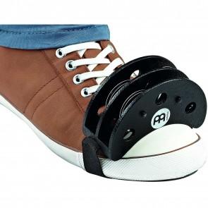 Meinl FJS2S-BK Foot Tambourine - Black