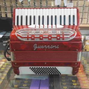 Guerrini 48-Bass Piano Accordion
