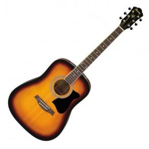 Ibanez V50NJP-VS Acoustic Guitar Jam Pack - inc. Gig Bag, Tuner, Strap etc.