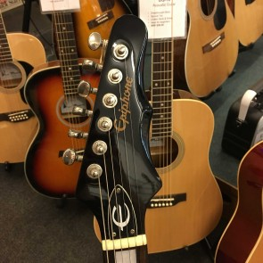 Epiphone Wilshire Pro Electric Guitar - Vintage Sunburst Finish