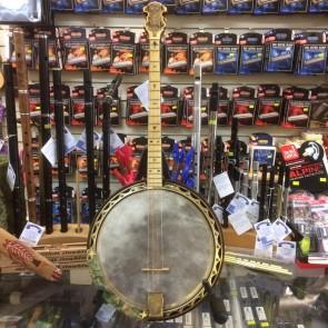 Leedy Apollo Tenor Banjo, Made Circa 1929, All Original Parts