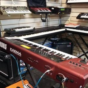 Korg Karma Workstation keyboard