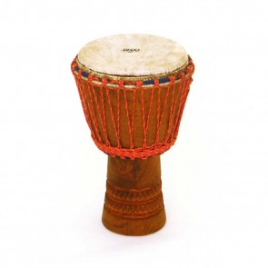 "Kambala Bassam 10"" x 19"" Djembe Drum"