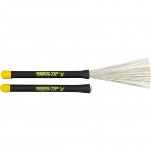Regal Tip Yellow Jacket Throw Brushes (505YJ)