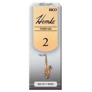 Rico Hemke Tenor Saxophone Reed (Singles) - All Strengths
