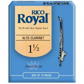 Rico Royal Alto Clarinet Reeds (10 Pack)