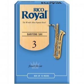 Rico Royal Baritone Saxophone Reeds (10 Pack)