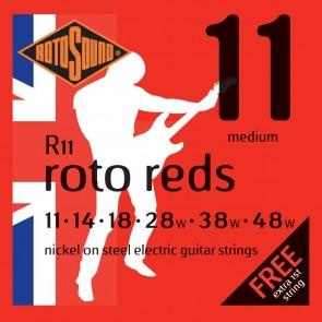 Rotosound 'Roto Reds' Guitar Strings - Medium
