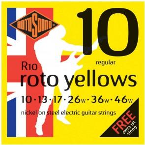 Rotosound 'Roto Yellows' Guitar Strings