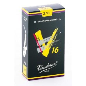 Vandoren V16 Alto Saxophone Reed (Singles) - All Strengths