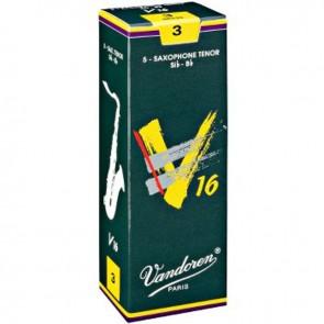 Vandoren V16 Tenor Saxophone Reeds (5 Pack)