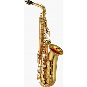 NEW: Yamaha YAS 280 Alto Saxophone Outfit