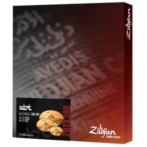 Zildjian ZBT 4 Cymbal Box Set - 14